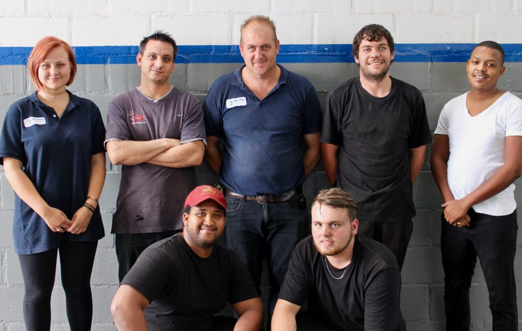 autoWORKS Brackenfell Staff