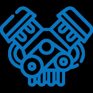 car engine icon